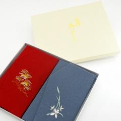 慶弔刺繍ふくさセット (松)